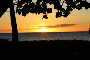 Hawaii Sunset 2012
