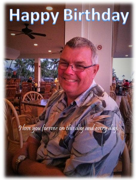 Keith 62nd birthday